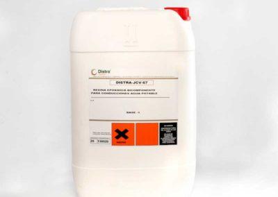 Resinas epoxy Distrai Tecnología