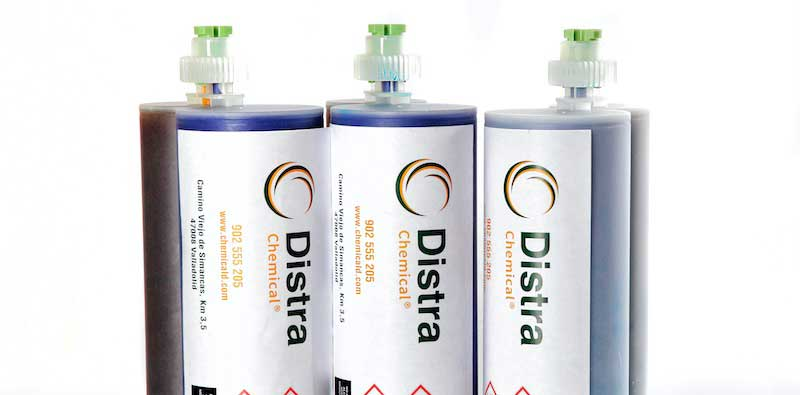 Distrai Tecnología - Resina Epoxy fenólica Distrapox-19S