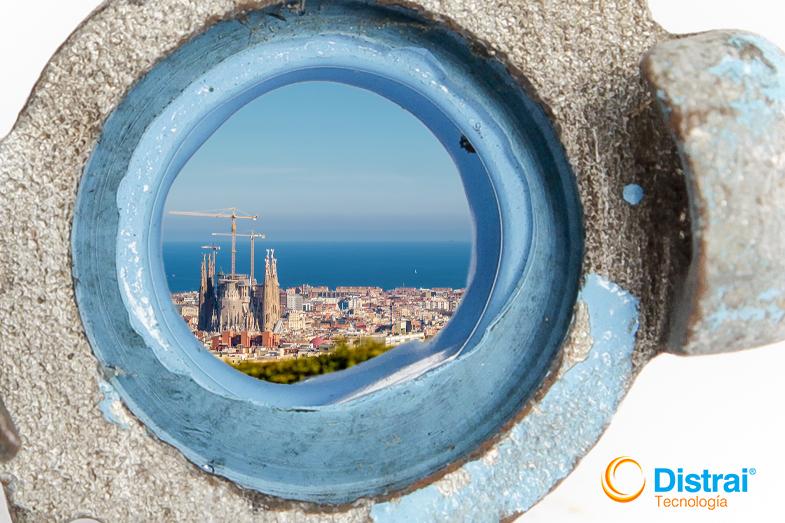 Distrai Tecnología Barcelona
